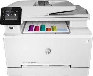 Color LaserJet Pro M283fdw
