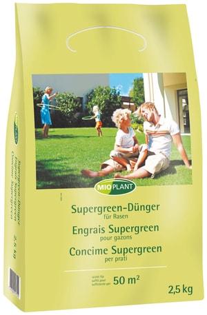 Supergreen-Dünger, 2.5 kg