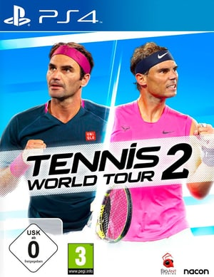 PS4 - Tennis World Tour 2
