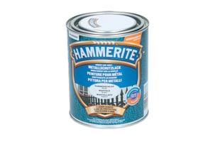 Pittura per metalli martellat bianco 750 ml