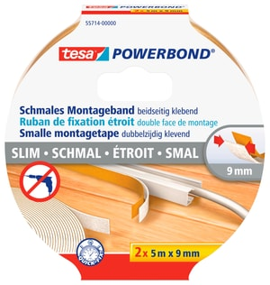 Powerbond® ÉTROIT 10mx9mm