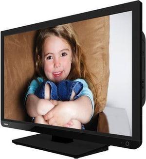 Toshiba 24D1434DG LED-TV Combinés DVD 60