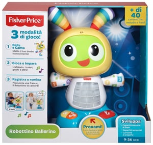 Fisher-Price Robottino Ballerino (I)