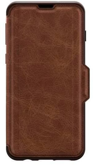 "Book Cover ""Strada brown"""