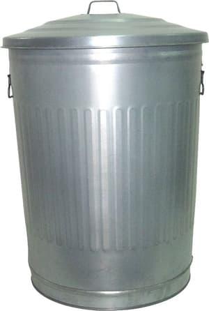 Mülleimer mit Deckel 76 L