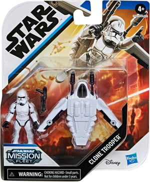 Missionfle Micro Figur