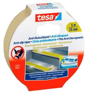 Anti-Rutschband 5m:25mm fluoreszierend