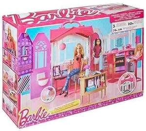Barbie Licht und Ton Haus