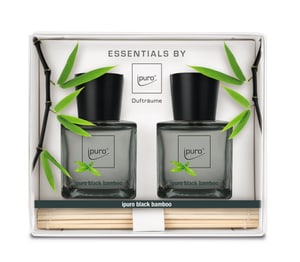 Black bamboo Set, 2x50ml