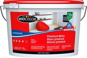 Dispersion Premium Weiss 2.5 l