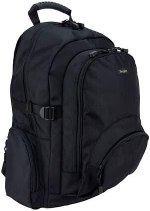 "Classic Laptop-Rucksack 15,6"" - Schwarz"