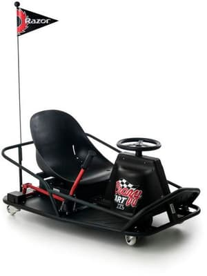 Electric Ride-on Crazy Cart XL