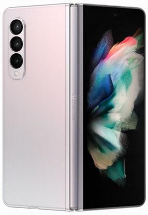 Galaxy Z Fold3 5G 256 GB Phantom Silver