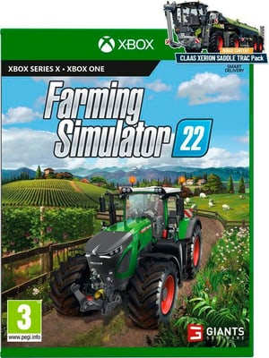 XSX/XONE - Farming Simulator 22 (F/I))