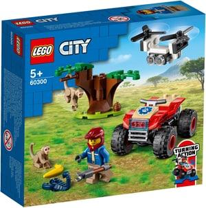 City Tierrettungs-Quad 60300