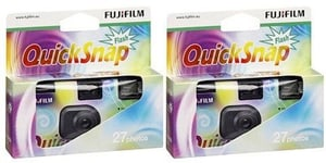 2 pièces Quicksnap Flash
