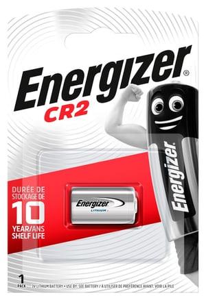 CR2 lithium 1 pièce pile foto