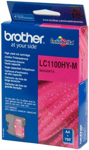 LC-1100HYM magenta