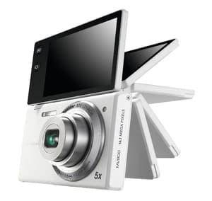MV 800 weiss Kompaktkamera