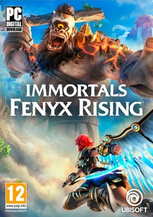 PC - Immortals Fenyx Rising D