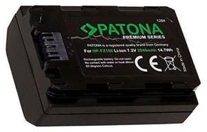 Batterie Patona NP-FZ100 Replica