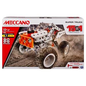 Meccano Multi 15 Model Set