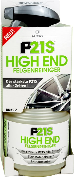 Detergente per cerchioni High End