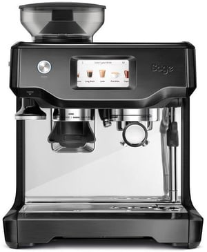 Barista Touch™ Black Stainless Steel