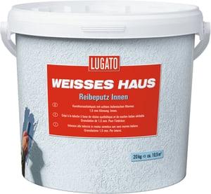 Weisses Haus Reibeputz Innen 2 kg