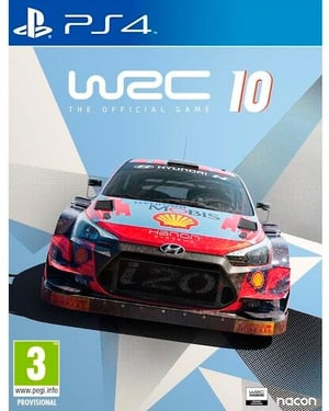 PS4 - WRC 10 D/F