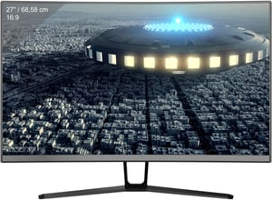 "LC-M27-QHD-144-C 27"" Display"