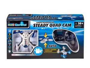 R/C Quadcopter Steady Quad