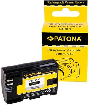 Batteria per Canon LP-E6 Canon LP-E6