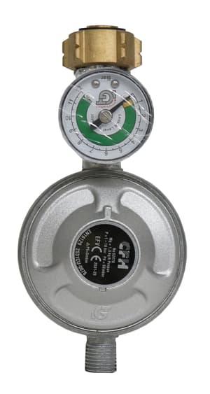"""Régulateur  de pression avec indicateur de niveau 50 mbar, 1/4"""""""