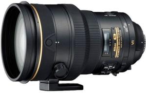 Nikkor AF-S 200mm 2.0G ED VRII, 3 Jahre Swiss-Garantie