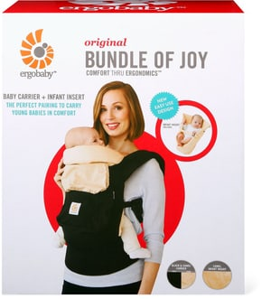 ErgoBaby Carrier nero