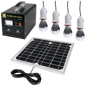 SunPower Solar Power Set 15W