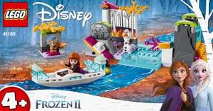 DISNEY Frozen II 41165 Anna's Canoe Expedition