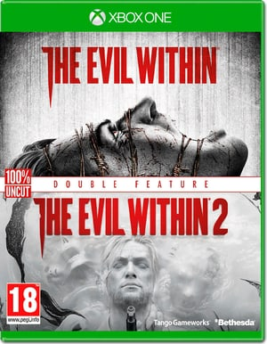 Xone - The Evil Within Double Feature D