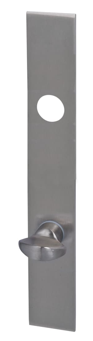 Set placche porte bagno angolari