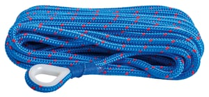 Ankerleine Polypropylen 10 mm/25 M Blau