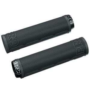 Poignée paire L 130mm noir