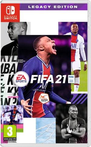 NSW - FIFA 21 Legacy Edition