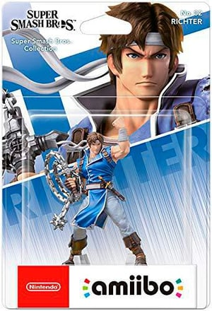amiibo Super Smash Bros. Character - Richter