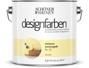 Designfarbe  Heiteres Sonnengelb 2,5 l