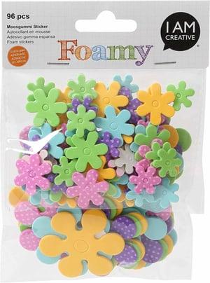 FOAMY, fiore, 96 pezzi