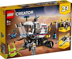 Creator L'explorateur spatial 31107