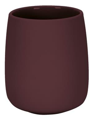 Zahnputzbecher Eclipse vino