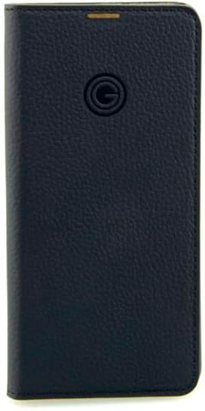 Book-Cover MARC Leather black