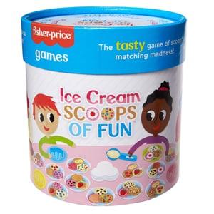 GWN54 Ice Cream scoops fun